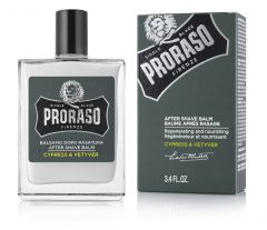 PRO RASO After Shave balsem CYPRESS & VETYVER