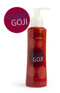 So One Keratin Goji Straightening Milk